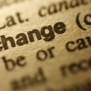 Dictionary Series -  Change